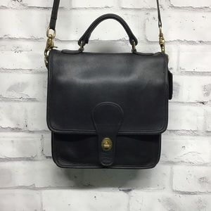 Vintage Coach Station Bag 5130
